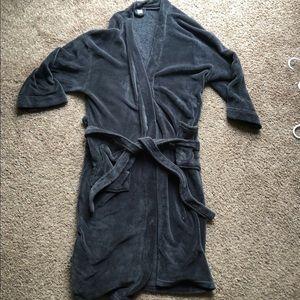 Ulta gray robe
